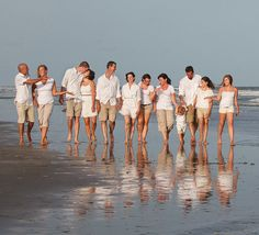 beach family photo - Google Search