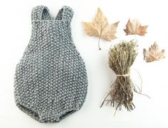 Wilson Onesie by WE ARE KNITTERS