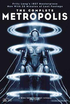 The Complete Metropolis: Fritz Lang's 1927 Gem, Remastered | Brain Pickings