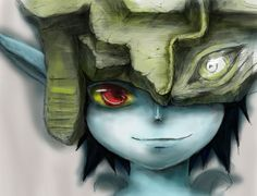 The Legend of Zelda: Twilight Princess - Midna