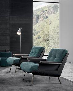Contemporary Armchair, Modern Armchair, Chair Design, Furniture Design, Office Furniture, Studio Mk27, Sofa Chair, Single Sofa, Interior Design