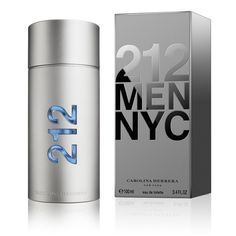 88721123936b4 Carolina Herrera 212 Men s 3.4-ounce Eau de Toilette Spray