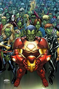 Skrull Invasion