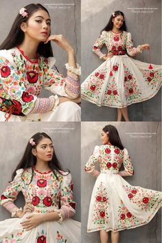 batik amarillis's birthday dress-PO (excluded obi belt) - perform. Floral Fashion, Fashion Dresses, Amarillis, Birthday Dresses, Party Dresses, Boho Inspiration, Mexican Dresses, Batik Dress, Fantasy Dress