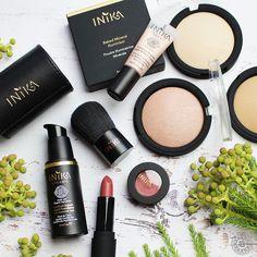 Vegan and Cruelty Free INIKA Cosmetics