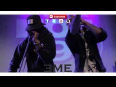 Audio Push, Hit-Boy, Bodega Bamz, Smoke Dza, and Troy Ave Performance at SOBs @EMETakeover