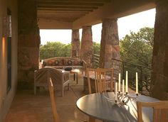 Miller/Anderson - traditional - porch - albuquerque - by Archaeo Architects