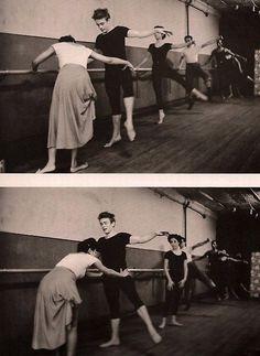 James Dean ballerina