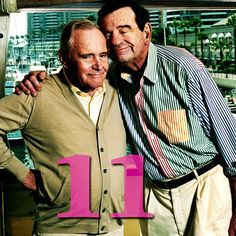 Lemmon and Matthau made 11 films together: The Front Page, The Odd Couple, The Odd Couple II, Out to Sea, Grumpy Old Men, Grumpier Old Men, The Fortune Cookie, Buddy Buddy, The Grass Harp, JFK, Kotch.