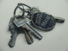 Mom's Keys (Acrylic, 2015)