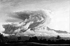 Image result for b&w photos of extreme clouds