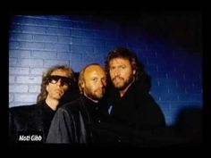 "YouTube/video of bee gees ""saying goodbye"""