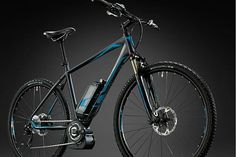 Ghost bring's 2013 new E-Mountainbikes to the market, driven by BOSCH motors. You find more information and pictures here at http://www.mountainbike-magazin.de