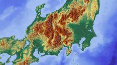 Island, Japan Tokyo Fuji Map Relief Map Mountain V #island, #japan, #tokyo, #fuji, #map, #relief, #map, #mountain, #v