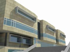 "Architectural competition - Facade reconstruction -  ''Stopanska Banka"" AD Skopje, R. Macedonia"