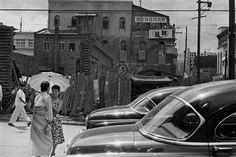 © Han Youngsoo - Myeong-dong, Seoul, Korea 1956-1963