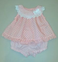 Adorable summer outfit for your little girl by fina ejerique and many more styles available at the adrian east stores adrianeast com girloutfits summeroutfits girldresses Little Girl Outfits, Kids Outfits, Lolita Fashion, Girl Fashion, Baby Dress Patterns, Kids Frocks, Baby Doll Clothes, Baby Girl Dresses, Baby Sewing
