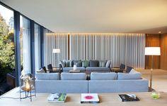 Arima Hotel en  San Sebastian.  Interiorismo de Tarruella Trenchs Studio. Foto Enrique Palacio