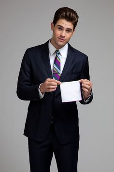 How to fold a pocket square with Chad White and @Bonobos