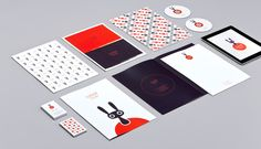 Lunar Hare Identity / Loovvool | Design Graphique