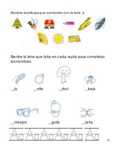 Compilado de ejercicios de apoyo en el proceso de lecto-escritura.