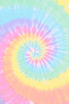 Tie die wallpaper for iPhone and iPad