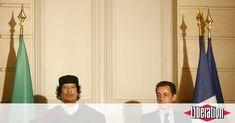Justice Sarkozy rattrapé par Kadhafi - Libération