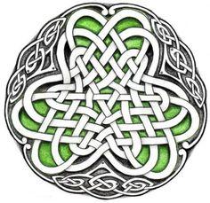 Celtic Knot Circle Tattoo Design | Tattoobite.com