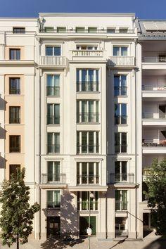 Patzschke & Partner Architekten » Seydelstraße 8