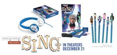 Win a SING Movie Pack including a Fandango code for two tickets... IFTTT reddit giveaways freebies contests