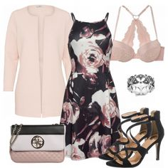 Abend Outfits: Rosenzart bei FrauenOutfits.de