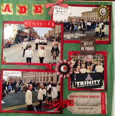 Part 3 Christmas Parade - Scrapbook.com