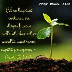 https://www.facebook.com/praysharelove/ Ai grijă ca mustrarea pe care o primești să vină de la un om în care vezi chipul lui Dumnezeu! #maturitate #spirituală #evoluție
