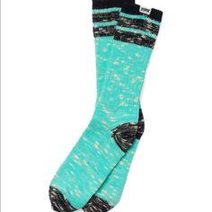 PINK Crew Socks 1 pair PINK Victoria's Secret Accessories Hosiery & Socks