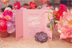 Design + Concept: bows and arrows, Photography: Nbarrett photography, Flowers: bows and arrows, Paper: Southern Fried Paper