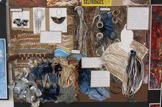 MORRISONS ACADEMY HIGHER DESIGN DEVELOPMENT Textiles Sketchbook, Sketchbook Ideas, Sketchbook Inspiration, Design Inspiration, Advanced Higher Art, Fashion Design Portfolio, H Design, Portfolio Ideas