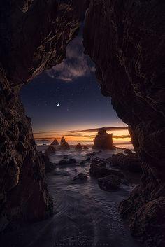 El Matador Beach, Malibu, California; photo by .Ted Gore Photography