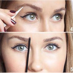 Weten met welk model jij je wenkbrauwen kan vergelijken? wenkbrauw tips!  http://www.model-magazine.nl/2013/02/27/wenkbrauw-tips-voor-elke-gezichtsvorm/