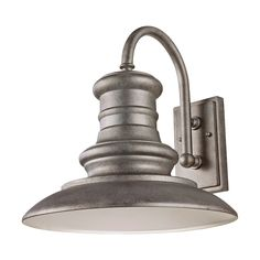 Shop Feiss  OL8601RSZ-LA 1 Light Redding Station LED Outdoor Sconce at ATG Stores. Browse our outdoor sconces, all with free shipping and best price guaranteed.
