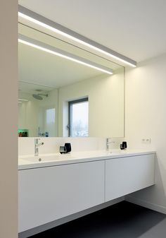 Popular Deckenbeleuchtung Badezimmer Beleuchtung Lichtplanung Lichtideen Deckengestaltung Blitz Scheinwerfer Minimalistisch Halle