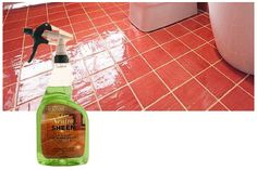 Granite Sealer, Grout Cleaner and Supplies