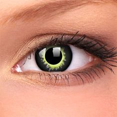 Eclipse Crazy Contact Lenses (Pair) $23.23