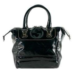 642fcc710df9c Pre-Owned Gucci  Snow Glam  Small Boston Handbag Purse Black Gucci Handbags  Sale
