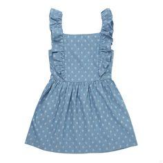 Bene Bene Apron Dress