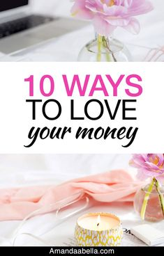 Usually, when I ask people about their relationship to money, they respond with how money makes them nervous. They usually feel inadequate and like they are lagging behind their peers. If this is you, then I urge you to learn how to love your money this