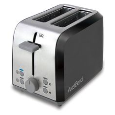 West Bend 2 Slice High Lift Toaster - 95DDE2902CED4CB7BF654722521A72BD