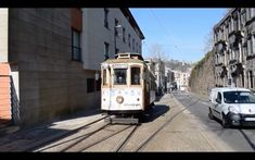 Meet The Heritage Tram In Porto - Distrita Light Rail Station, Days Hotel, Museum Tickets, Travel Tickets, Train System, Car Museum, It's Going Down, World Cities, Most Beautiful Cities
