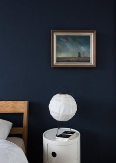 Trending: Dark & Stormy Jewel Tone Paint Colors | Apartment Therapy