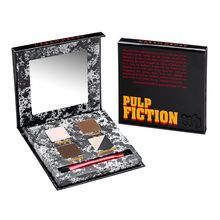 """Recreate Mrs. Mia Wallace's dark, edgy look with this palette from our ultra limited-edition """"PU..."""