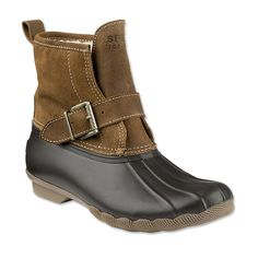 Just found this Sperry Womens Pull-On Duck Boot - Sperry%26%23174%3b Ripwater Pull-On Duck Boots -- Orvis on Orvis.com!